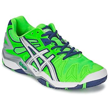 Παπούτσια Άνδρας Tennis Asics GEL-RESOLUTION 5 Green / Μπλέ