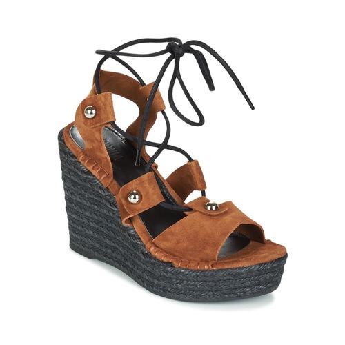 Παπούτσια Γυναίκα Σανδάλια / Πέδιλα Sonia Rykiel 622908 Tabacco