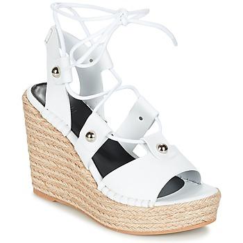 Παπούτσια Γυναίκα Σανδάλια / Πέδιλα Sonia Rykiel 622908 άσπρο
