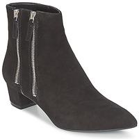 Παπούτσια Γυναίκα Μποτίνια Nine West TUNIC Black
