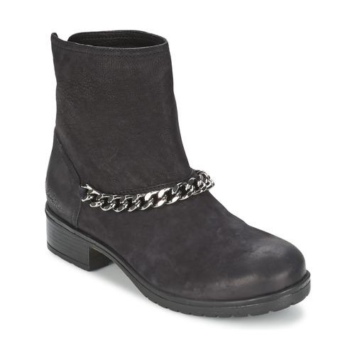 Παπούτσια Γυναίκα Μπότες Redskins LEPICA Black