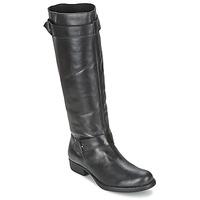Παπούτσια Γυναίκα Μπότες για την πόλη One Step IANNI Black