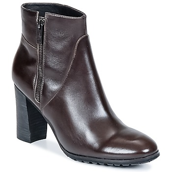 Παπούτσια Γυναίκα Μποτίνια One Step ISIAH Choco