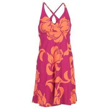 Υφασμάτινα Γυναίκα Κοντά Φορέματα Patagonia AMBER ροζ / CORAIL