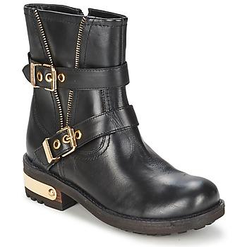 Παπούτσια Γυναίκα Μπότες Elle RASPAIL Black