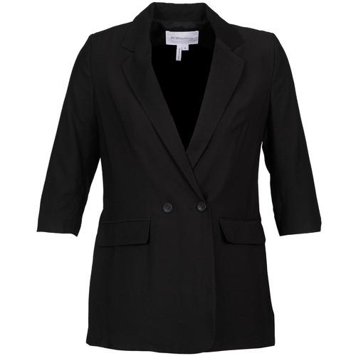 Υφασμάτινα Γυναίκα Σακάκι / Blazers BCBGeneration ISABEL Black