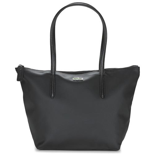 Τσάντες Γυναίκα Cabas / Sac shopping Lacoste L.12.12 CONCEPT S Black