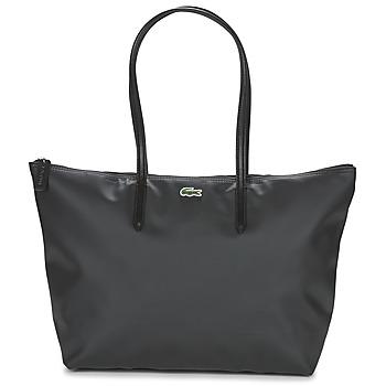 Τσάντες Γυναίκα Cabas / Sac shopping Lacoste L.12.12 CONCEPT L Black