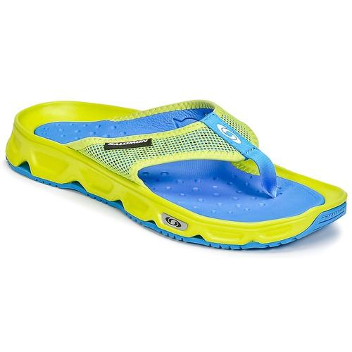 Παπούτσια Άνδρας Σαγιονάρες Salomon RX BREAK Yellow / μπλέ