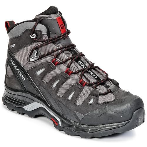 Παπούτσια Άνδρας Πεζοπορίας Salomon QUEST PRIME GTX® Grey / Black / Red