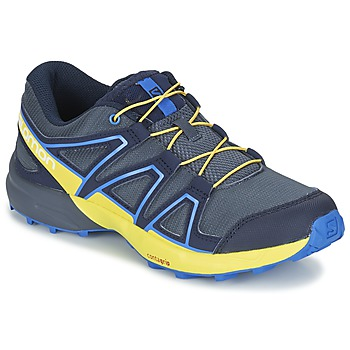 Παπούτσια Παιδί Multisport Salomon SPEEDCROSS J Μπλέ / Yellow