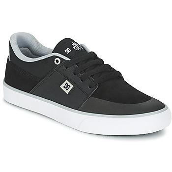 Παπούτσια Άνδρας Χαμηλά Sneakers DC Shoes WES KREMER M SHOE XKSW Black / Grey / άσπρο