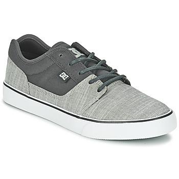 Παπούτσια Άνδρας Χαμηλά Sneakers DC Shoes TONIK TX SE M SHOE 011 Grey