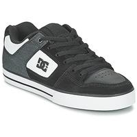 Παπούτσια Άνδρας Skate Παπούτσια DC Shoes PURE SE M SHOE BKW Black / άσπρο