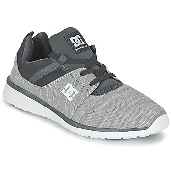 Παπούτσια Άνδρας Χαμηλά Sneakers DC Shoes HEATHROW SE M SHOE GRH Grey