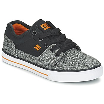 Παπούτσια Αγόρι Χαμηλά Sneakers DC Shoes TONIK TX SE B SHOE BGY Black / Grey / Orange