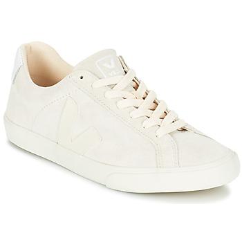 Παπούτσια Γυναίκα Χαμηλά Sneakers Veja ESPLAR LOW LOGO άσπρο