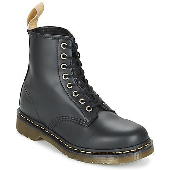 Παπούτσια Μπότες Dr Martens VEGAN 1460 Black