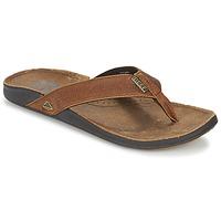 Παπούτσια Άνδρας Σαγιονάρες Reef REEF J-BAY III Camel