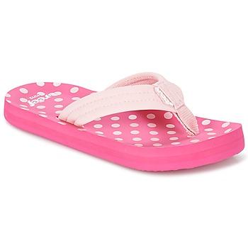 Παπούτσια Κορίτσι Σαγιονάρες Reef LITTLE AHI ροζ