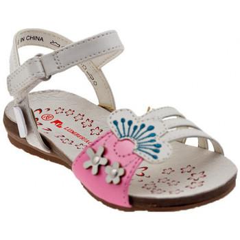 Παπούτσια Κορίτσι Σανδάλια / Πέδιλα Lumberjack  Άσπρο