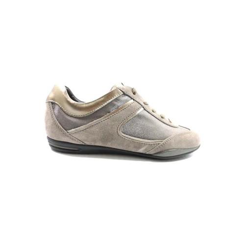 Παπούτσια Γυναίκα Χαμηλά Sneakers Tod's Αθλητικά AZ570 Μπεζ