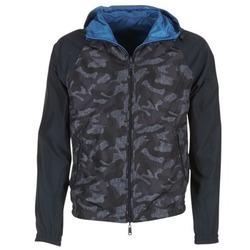 Υφασμάτινα Άνδρας Μπουφάν Armani jeans MIRACOLA Grey