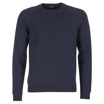 Υφασμάτινα Άνδρας Φούτερ Armani jeans NOURIBIA MARINE