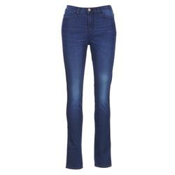 Υφασμάτινα Γυναίκα Skinny jeans Armani jeans HERTION Μπλέ