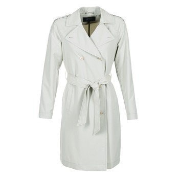 Υφασμάτινα Γυναίκα Καπαρτίνες Armani jeans HAVANOMA άσπρο