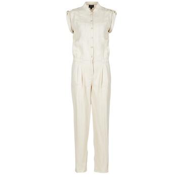 Υφασμάτινα Γυναίκα Ολόσωμες φόρμες / σαλοπέτες Armani jeans FOFFIA Beige