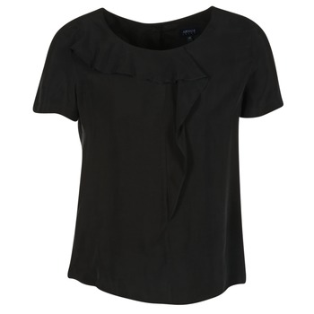 Υφασμάτινα Γυναίκα Μπλούζες Armani jeans GITAMIO Black
