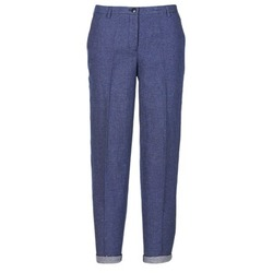 Υφασμάτινα Γυναίκα Παντελόνια Πεντάτσεπα Armani jeans JAFLORE μπλέ
