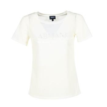 T-shirt με κοντά μανίκια Armani jeans KAJOLA Σύνθεση: Βαμβάκι,Πολυεστέρας,Lyocell