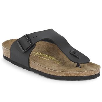 Παπούτσια Άνδρας Σαγιονάρες Birkenstock RAMSES Black