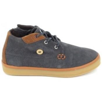 Παπούτσια Παιδί Ψηλά Sneakers Faguo Wattle Suede C Gris Grey