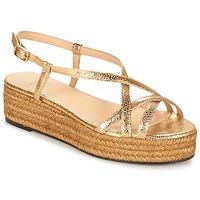 Παπούτσια Γυναίκα Σανδάλια / Πέδιλα Castaner MAGDALENA Gold
