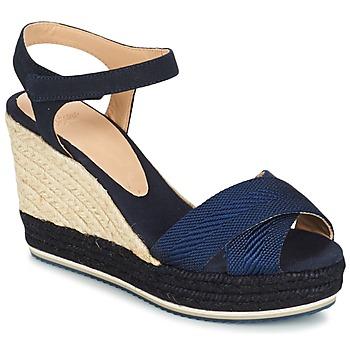 Παπούτσια Γυναίκα Σανδάλια / Πέδιλα Castaner VERONICA MARINE / Black