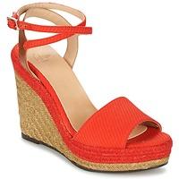 Παπούτσια Γυναίκα Σανδάλια / Πέδιλα Castaner ADELA Red