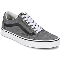 Παπούτσια Χαμηλά Sneakers Vans OLD SKOOL Grey / Black