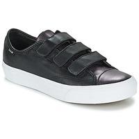 Παπούτσια Γυναίκα Χαμηλά Sneakers Vans PRISON ISSUE Black