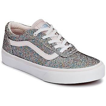 Παπούτσια Παιδί Χαμηλά Sneakers Vans MILTON Paillettes / Multicolore