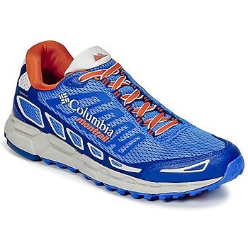 Παπούτσια Άνδρας Τρέξιμο Columbia BAJADA™ III μπλέ / Orange
