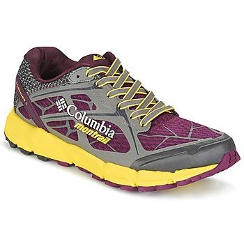 Παπούτσια Γυναίκα Τρέξιμο Columbia CALDORADO™ II Raspberry