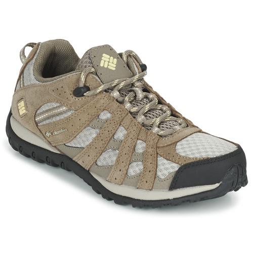 Παπούτσια Γυναίκα Πεζοπορίας Columbia REDMOND™ Grey