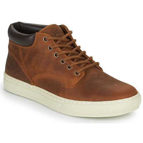 Παπούτσια Άνδρας Ψηλά Sneakers Timberland ADVENTURE 2.0 CUPSOLE CHK Brown