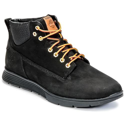 Παπούτσια Άνδρας Ψηλά Sneakers Timberland KILLINGTON CHUKKA Black