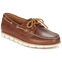 Παπούτσια Άνδρας Boat shoes Timberland TIDELANDS 2 EYE Brown