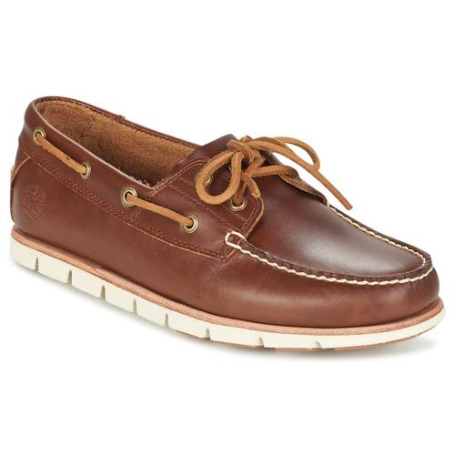 Παπούτσια Άνδρας Boat shoes Timberland TIDELANDS 2 EYE Brown