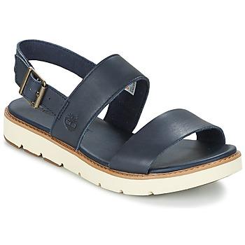 Παπούτσια Γυναίκα Σανδάλια / Πέδιλα Timberland BAILEY PARK SLINGBACK Marine